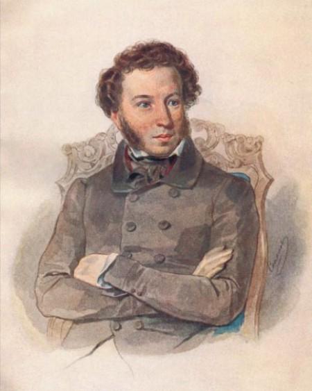 Пушкин — эмир поэтов России