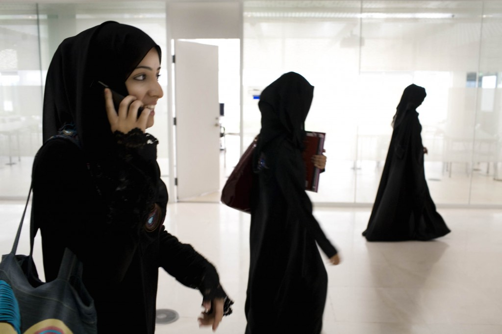 the dressing behavior and culture of women in the arab society